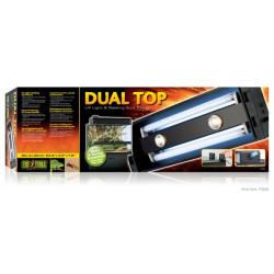 Dual top 60cm (lysrör + spott)
