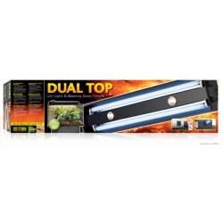 Dual top 90cm (lysrör + spott)