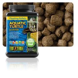 Torrfoder till Vattensköldpaddor 265g Juvenile