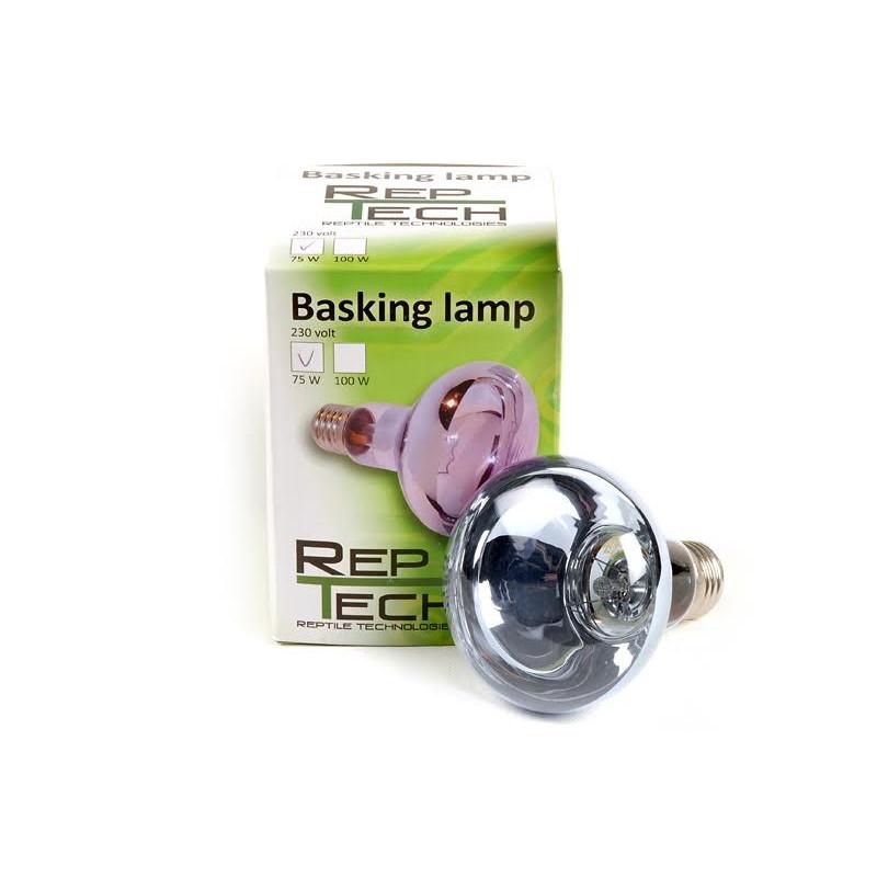 RepTech Basking Lamp 75W