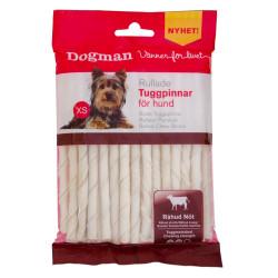 Dogman Tuggpinnar vita 30-pack 120g