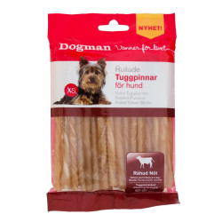 Dogman Tuggpinnar 30-pack 120g
