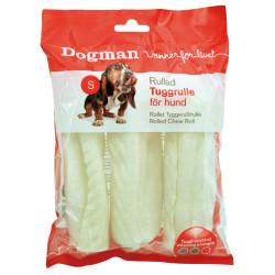 Dogman Tuggrulle rullad 3-pack 150g