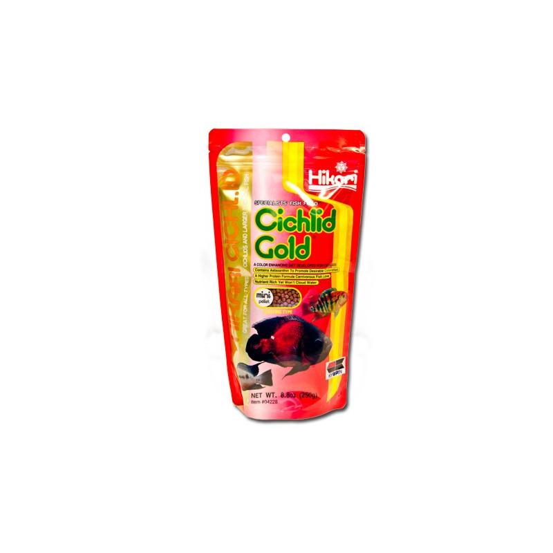 Hikari cichlid gold mini 250g