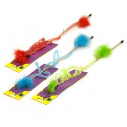 Cat pole toy glitter 147,50 cm