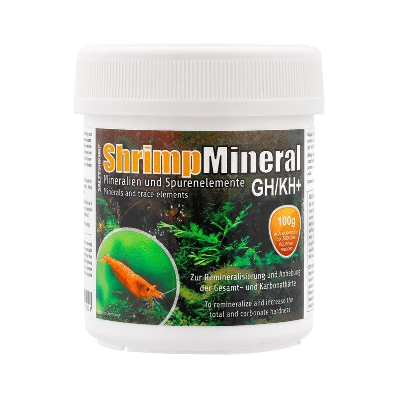 Shrimp Mineral GH/KH+
