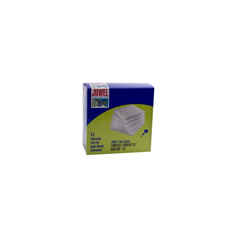 JUWEL Vaddfilter 5p, Compact 10x10cm