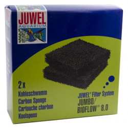 JUWEL Kol patron 2p, Jumbo / Bioflow 8.0 15x15 cm