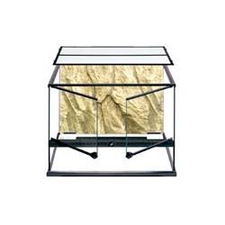 Exoterra glasterrarium 60x45x45