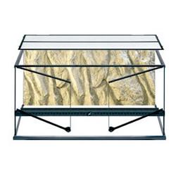 Exoterra glasterrarium 90x45x45