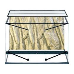 Exoterra glasterrarium 90x45x60