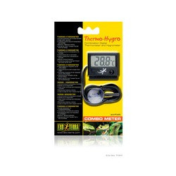 Kombinerad Termometer och hygrometer