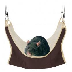 Hängmatta till Råtter och andra mellanstora gnagare 30x30 cm