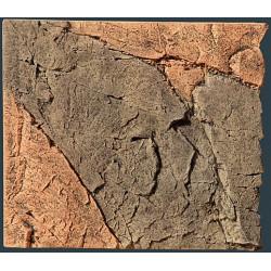 BTN Slimline 50A basalt/red gneiss 50x45cm