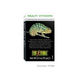 ExoTerra Multi vitamin 70g