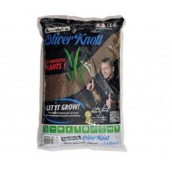 Oliver knott Naturesoil 3L, Fint, Brunt