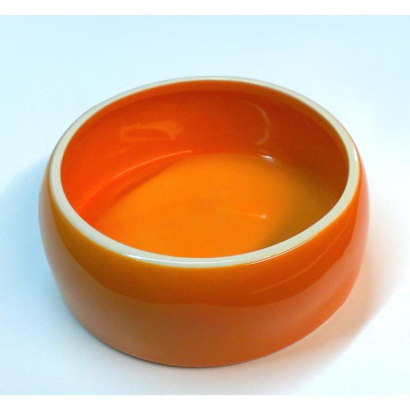 Skål KE Rundkant 1/4L Orange